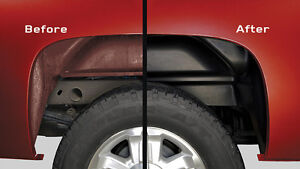 Rear Wheel Well Liners For Chev/GMC and Ford Trucks