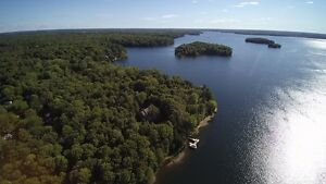 Upper Rideau Views, Wooded Lot