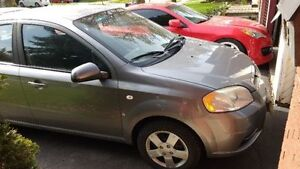 2008 Chevrolet Aveo Hatchback