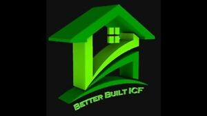 ICF INSULATED CONCRETE FORMS AT BETTER BUILT ICF