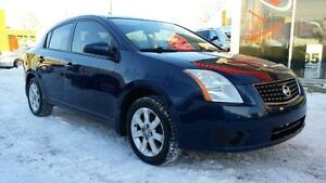 2007 Nissan Sentra S MANUEL 6 SPEED TOUT EQUIPE EXTRA PROPRE