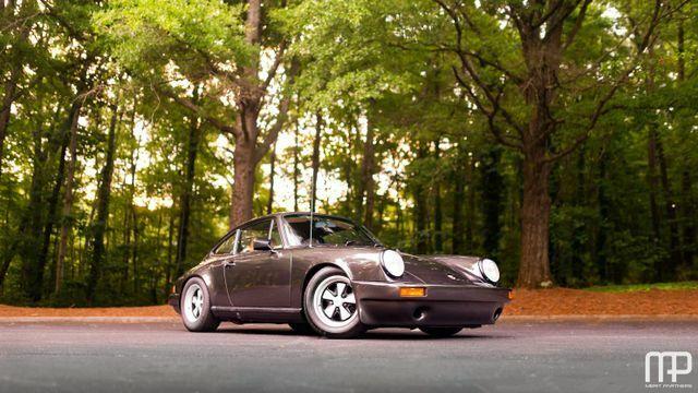 1982 Porsche 911 SC Hot Rod