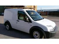 2007 07 FORD TRANSIT CONNECT 1.8 T200 SWB 75 TDCI 1D 74 BHP DIESEL
