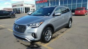 2017 Hyundai Santa Fe XL LUXURY AWD 7 PASS Accident Free,  Navig