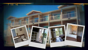 Furnished Studio Apartments INNISFAIL $595/Inc SPRING PRICE!!