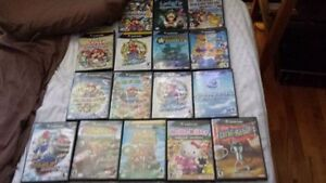 Gamecube zelda evil donkey mario kart paper starfox big game lot