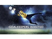GK WANTED!!! , REGULAR KEEPER TO PLAY MONDAYS AND OR TUESDAYS EVENINGS