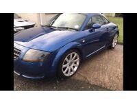 Audi TT 2003 with 11 months MOT