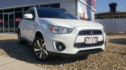 2014 Mitsubishi ASX XB MY15 XLS 2WD Starlight 6 Speed Constant Variable Wagon Carseldine Brisbane North East Preview
