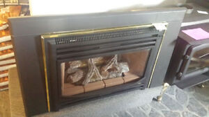 Valor Gas Insert used. new condition