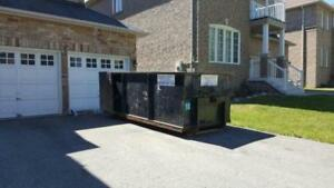 JUNK REMOVAL-DISPOSAL DUMPSTER BIN RENTAL-DEMOLITION SERVICES!Toronto-Etobicoke-Vaughan-Brampton-Richmond Hill-Aurora
