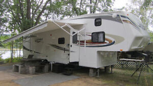 Fifth Wheels JAYCO EAGLE Super lite