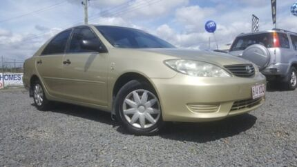 2004 Toyota Camry MCV36R Altise Gold 4 Speed Automatic Sedan Kingston Logan Area Preview