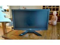 PC monitor screen
