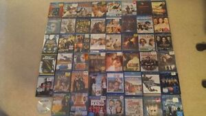 Blu-rays Movie !! ((some with wrapping still on!)