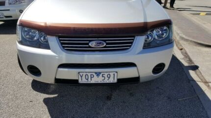 2006 Ford Territory SY TX Silver 4 Speed Sports Automatic Wagon Heatherton Kingston Area Preview