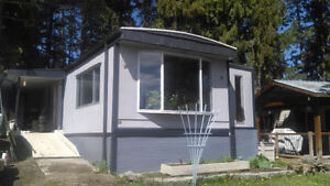*Reduced* Mobile Home Located in Enderby