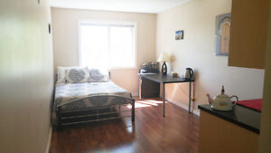 JUNE/JULY-AUG SUBLET: room w/ kitchenette & private bathroom