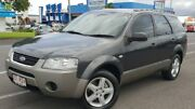 2007 Ford Territory SY TS Grey 4 Speed Sports Automatic Wagon Bungalow Cairns City Preview