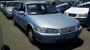 1997 Toyota Camry SXV10R CSX Blue 4 Speed Automatic Sedan Victoria Park Victoria Park Area Preview