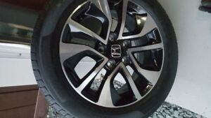 WANTED 16 IN HONDA CIVIC ALLOYS