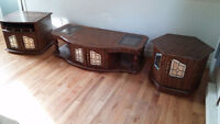3 Piece Coffee Table Set ( FREE DELIVERY! ) Quick Responses!