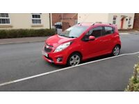 Chevrolet Spark 1.2 LS Cruise Control Electric Heated Foldable Mirrors Climate Control Highest Specs
