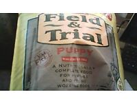 Skinners Field and Trial puppy food