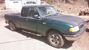 1999 Mazda B-4000 Truck for parts or repair