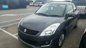 2014 Suzuki Swift Grey Automatic Hatchback Dandenong Greater Dandenong Preview