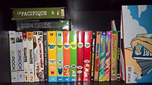 DVD's Box Set TV Shows