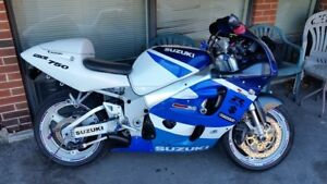 Suzuki GSX-R 750 FOR SALE