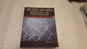 AutoCAD 2014 book