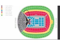 Taylor Swift tickets Wembley Reputation Tour Friday June 22nd