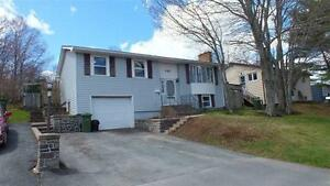 Great Sackville Home with Pool AND Garage!