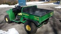John Deere Gator Parts Wanted