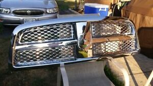 Dodge RAM Chrome Grill 2009-2012 1500