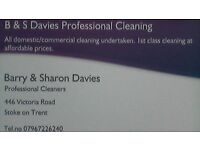 B & S Davies Professional Cleaning