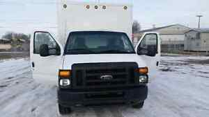 2012 Ford E-350 cargo van for sale