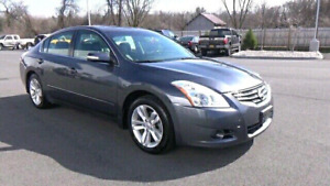 2012 Nissan Altima Safety and Etest