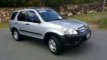 2005 Honda CR-V  Silver 4 Speed Automatic Wagon Nerang Gold Coast West Preview