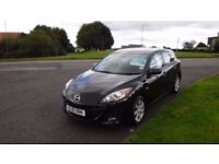 MAZDA 3 1.6 TS2 D,2010,Alloys,Air Con,Cruise Control,1 Owner,£30 Road Tax,62 mpg,In Superb Condition