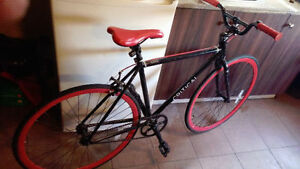 red fixie 250$
