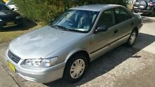 2001 Toyota Camry SXV20R (ii) CSi Silver 4 Speed Automatic Sedan Macquarie Hills Lake Macquarie Area Preview