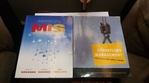 Management Information Systems (MIS) & Operation Management