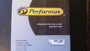 Performax PC-45 Cabin Air Filter NEW Orginal box,new.