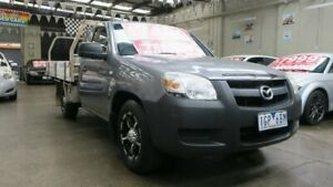 2008 Mazda BT-50 B2500 DX 5 Speed Manual Cab Chassis