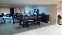 LaSalle Basement Unit for Rent with Excellent Features