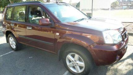 2006 Nissan X-Trail Maroon 4 Sp Automatic Wagon