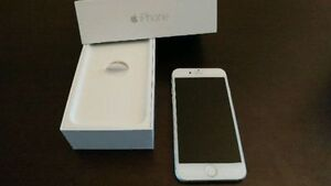 Silver iPhone 6 -- [Rogers / Mint Condition]